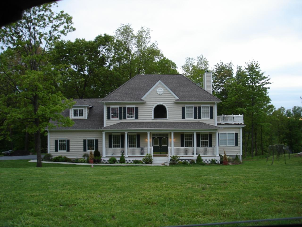 Americké domy na klíč